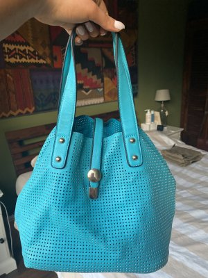 Pouch Bag turquoise
