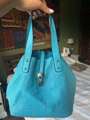 Türkise Handtasche NEU
