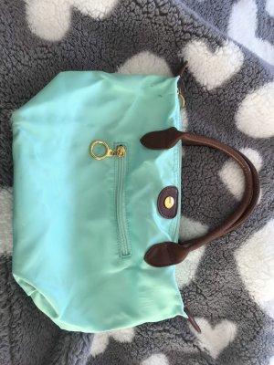 Türkise kleine Handtasche