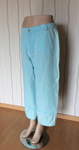 Jórli Pantalone Capri azzurro