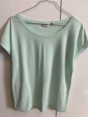 Türkisenes T-Shirt