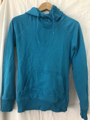 H&M Hooded Sweater turquoise