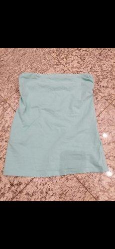 Terranova Haut bandeau turquoise