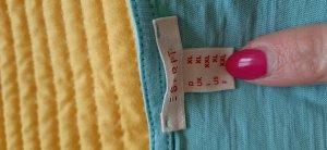 türkises Cut out Shirt von Esprit in XL
