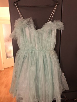 Asos Cocktail Dress turquoise
