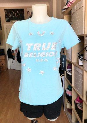 Türkises neues True Religion Shirt M