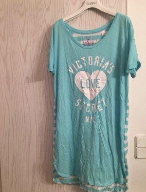 Türkises Schlafshirt/ Nachthemd von Victoria's Secret