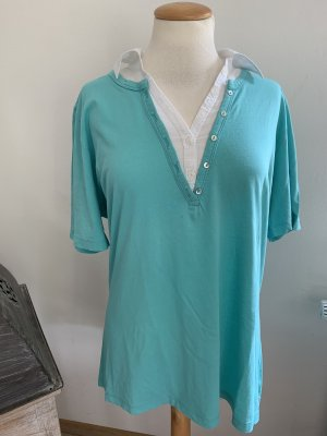 Kenny S. T-Shirt turquoise