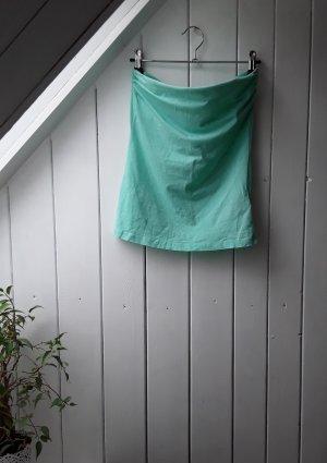 H&M Haut bandeau turquoise