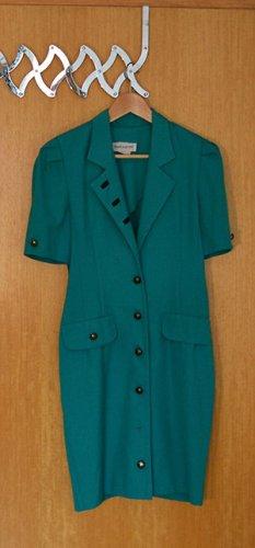 Türkises Vintage Kleid aus London