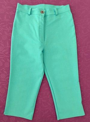 keine Pantalon capri turquoise-bleu clair
