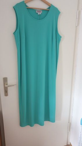 Chalou Summer Dress turquoise polyester