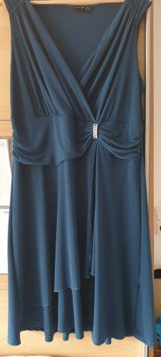 Türkisfarbenes leicht fallendes Kleid von Bodyflirt