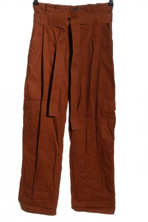 Tularosa Pantalon cargo brun style décontracté
