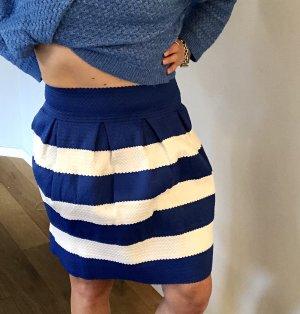 Tulprok blauw-wit