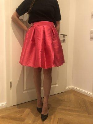 Spódnica w kształcie tulipana różowy