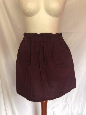 H&M Circle Skirt purple