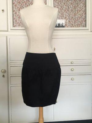 Dorothy Perkins Spódnica w kształcie tulipana czarny