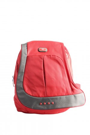 Tumi Notebookrucksack rot-hellgrau Casual-Look