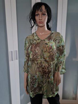 Fair Lady Tunique-blouse multicolore