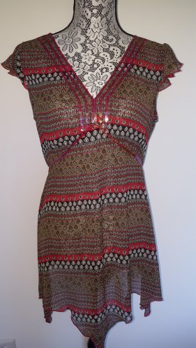 B.young Tunic multicolored