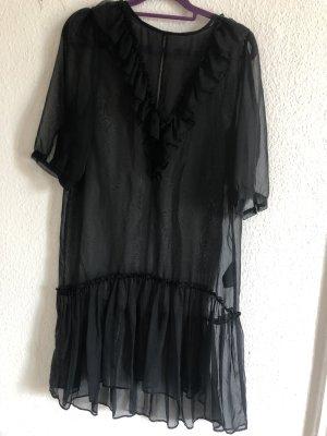 H&M Caftán negro