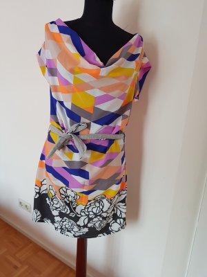 Dept Tunic Dress multicolored