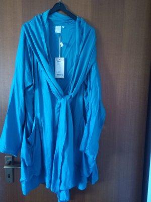 Deerberg Blusa a tunica blu cadetto