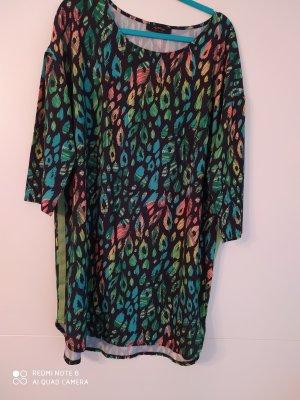 Aniston Tunique-blouse multicolore