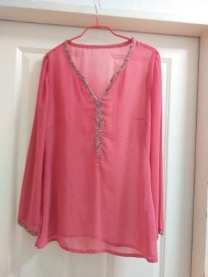 Unbekannte Marke Casacca rosa