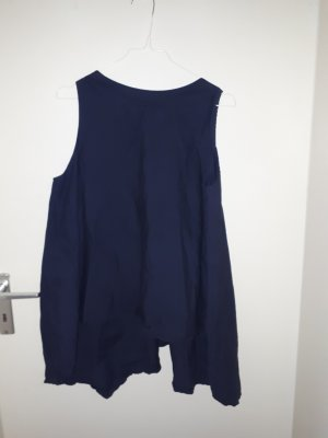 new collection Tuniekjurk donkerblauw