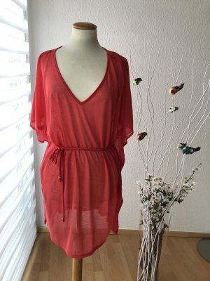H&M Tenue de plage rouge framboise