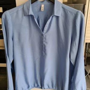 Soyaconcept Tunika stalowy niebieski
