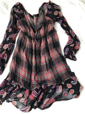 0039 Italy Tunique-blouse multicolore