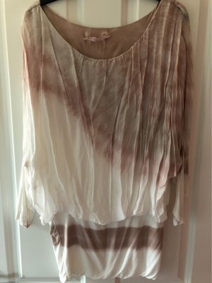 Tunic Blouse natural white-rose-gold-coloured