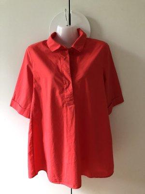 COS Blusa a tunica rosso-rosso chiaro