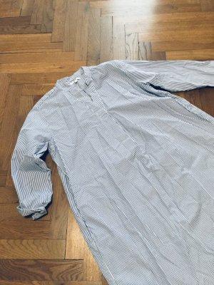 Zara Tunic Dress white-blue viscose