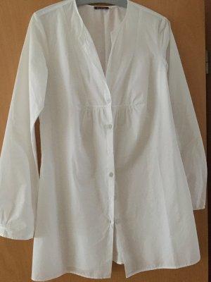 Marc O'Polo Camicetta lunga bianco Cotone