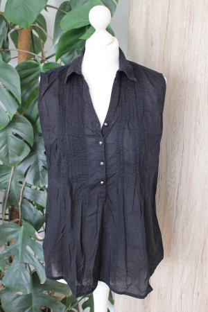 Authentic Blouse sans manche noir