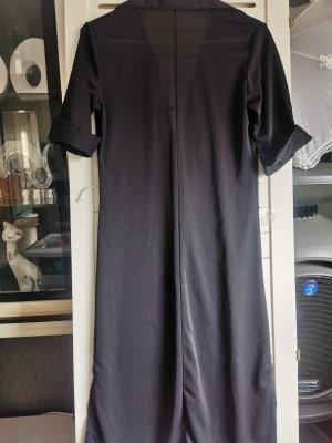 Tunika Bluse, Blusen-Kleid Bluse vorne Knöpfe