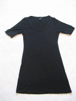 tunika bluse gr. s 36 schwarz H&M