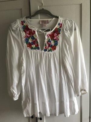 Tunika Bluse H&M Garden Collection