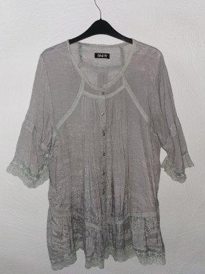 Tunika/Bluse in grau