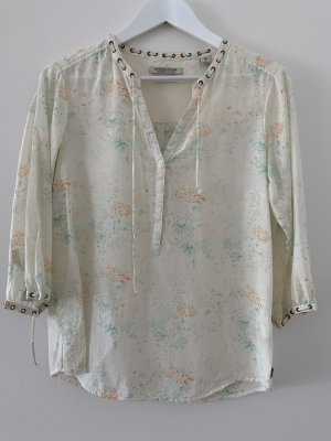Maison Scotch Tunique-blouse multicolore