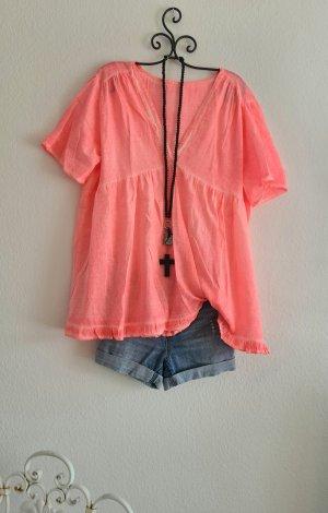 #Tunika #Bluse #pink Gr. L/XL