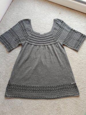 Xhilaration Gehaakt shirt grijs-donkergrijs