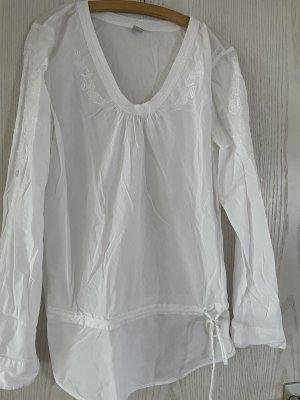 Bogner Fire + Ice Bluzka tunika biały