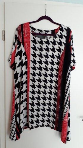 Via Milano Camisa tipo túnica multicolor