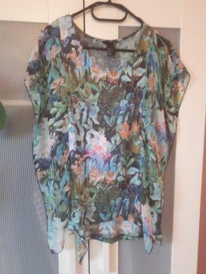 Shirt Tunic multicolored viscose