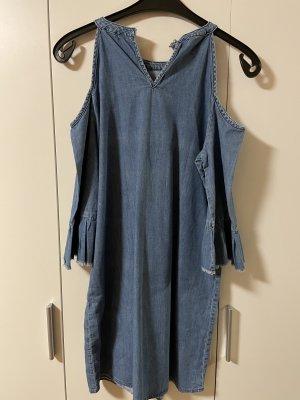 lcw casual Jeansowa sukienka chabrowy